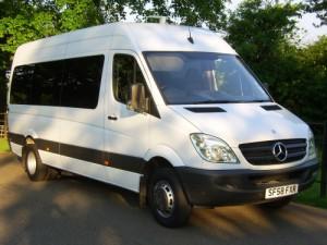 Extra Mile Coaches - 15 seater minibus travel