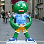 Clyde - Scotland 2014 Glasgow Commonwealth Games Mascot