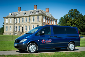 Minibus and Coach hire for Corporate Travel in Scotland and Edinburgh