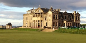 R&A Clubhouse on the Old Course
