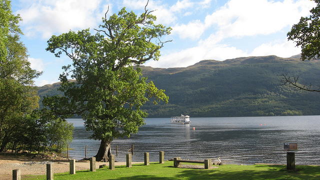 Day trips to Loch Lomond