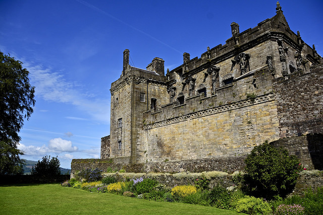 Day trips to Stirling Castle in Stirling, Scotland